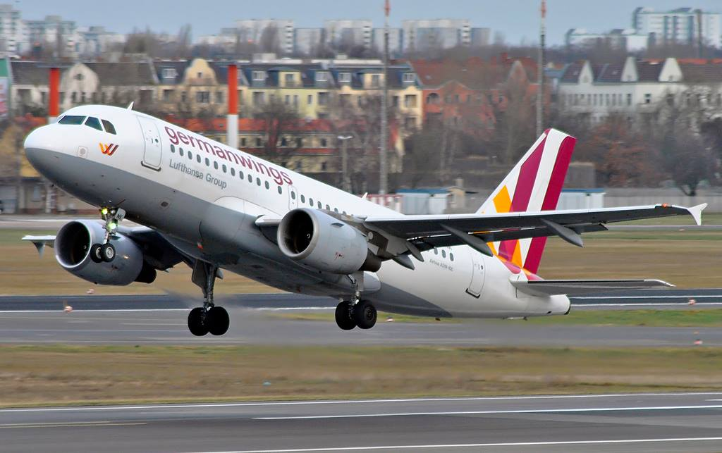 Germanwings / A319 / D-AKNK / Berlin-Tegel / 03.01.2015