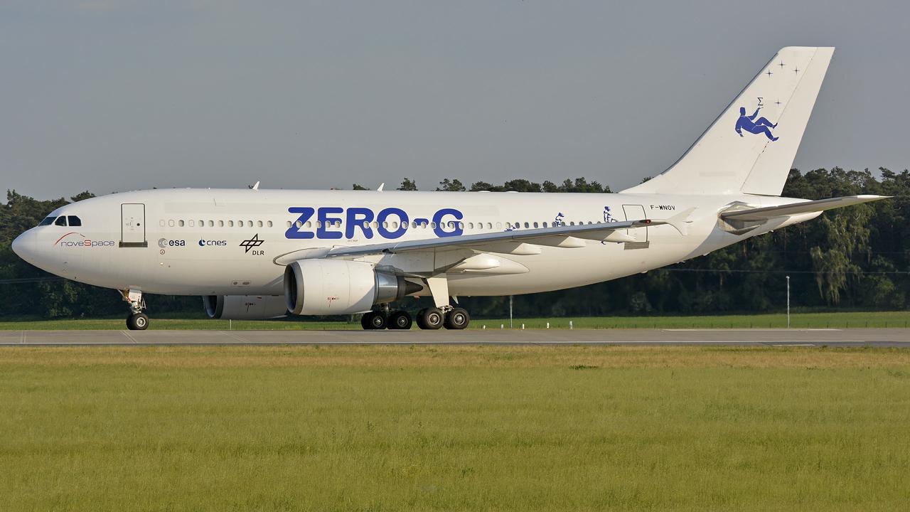 Zero-G / A310-300 / F-WNOV / Berlin-Schönefeld / 04.06.2016