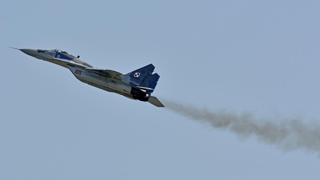 Polish Air Force / MiG-29 / 105 / Berlin-Schönefeld / 04.06.2016