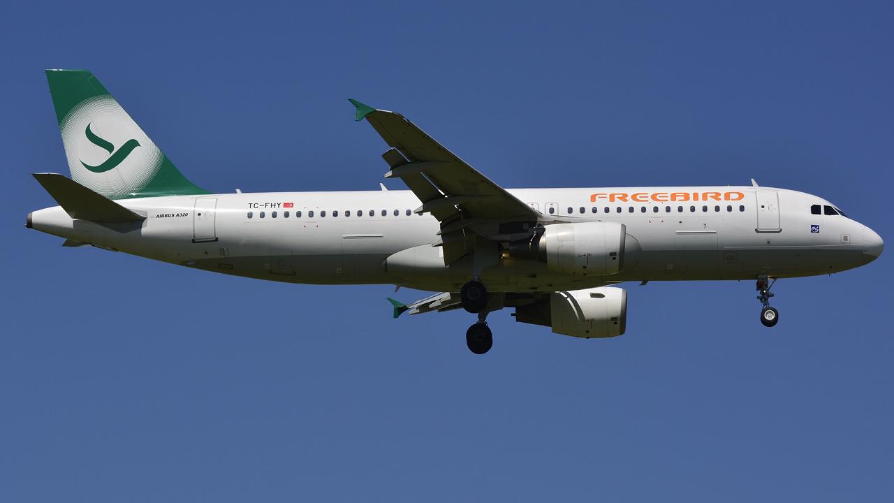 Freebird A320 Berlin Aviation Spotting